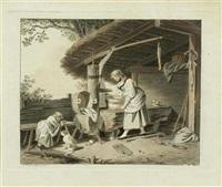la jeune fille au puits by sigmund freudenberger
