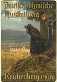 deutschböhmische ausstellung reichenberg 1906 by anton robert leinweber