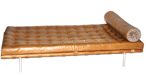 daybed by ludwig mies van der rohe