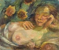 schlafende mit kind by alexander leo soldenhoff
