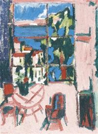 terrasse à cannes by jean-louis piguet
