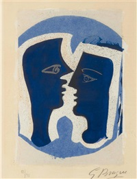 aus: lettera amorosa by georges braque