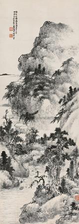山居图 by xiao junxian