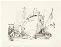 apulia (portfolio of 20) by oskar kokoschka