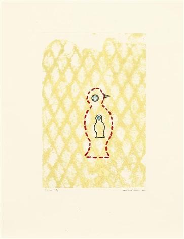 oiseau by max ernst