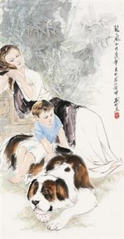 丽日风和 by liu nan