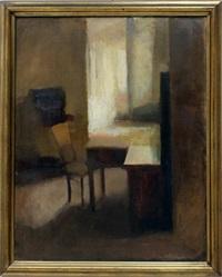 interieur nr. i by otto niemeyer-holstein