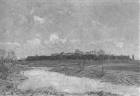 an der isar by ludwig bolgiano