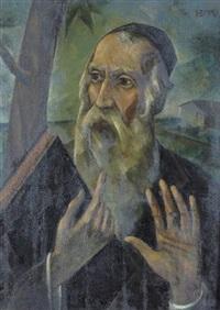 porträt eines juden by arthur bryks
