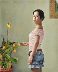 回眸 by xiang shizhong