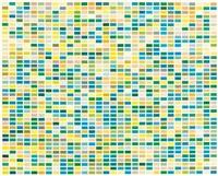 farbfelder 6 anordnungen von 1260 farben (portfolio von 6) by gerhard richter