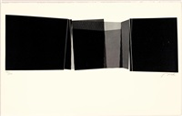 ohne titel (3 works) by jean baier