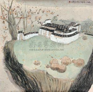 太湖小景 by zhu daoping