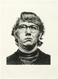 keith iv by chuck close