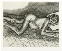 before the fourth by lucian freud