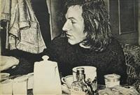 jean-frédéric schnyder by franz gertsch