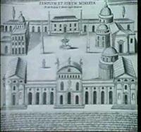 antiquae urbis vestigia by jacobus laurus
