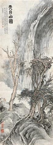 tianmu mountain by zhang feng