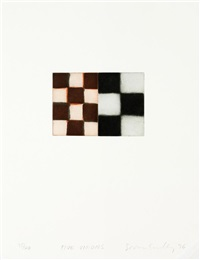five unions (portfolio of 5) by sean scully
