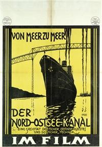 von meer zu meer. der nord-ostsee-kanal by hans anton aschenborn