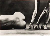 man and woman #24, 1960 by eikoh hosoe