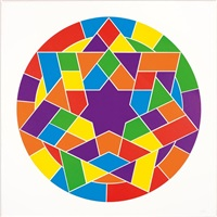 tondo star (portfolio of 6) by sol lewitt