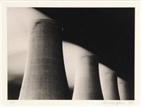 study #3, chapel cross power station, dumphries, scotland by michael kenna