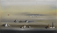 titre inconnu by yves tanguy