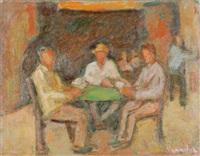 beim kartenspiel by vanadur (yervant der mossighian)