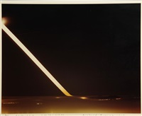 golden gate 8.2.98-8.3.98, 10:33pm-2:45am by richard misrach