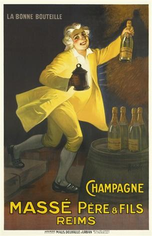 champagne massé père fils reims by marcellin auzolle
