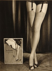 kayser nylons by theodore (count) zichy