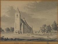 kerk te drumel by hendricus spilman