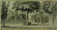 aaen de agthoek in den hout by hendricus spilman