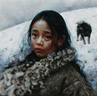 藏女 by ai xuan