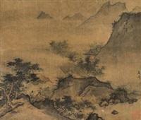 烟雨山色 by xia gui
