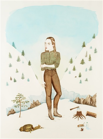 village of the swedish lesbian lumberjacks by emma akerman