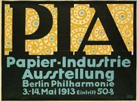 pia papier-industrie ausstellung by martin lehmann-steglitz