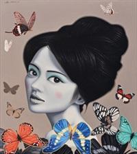 蝴蝶飘 by jiang heng