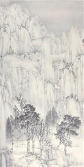 远山 by xu huaxin