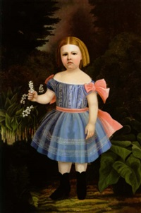 mrs. rachel g. gerrard as a child by american school-california (19)
