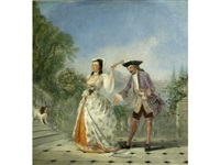 lovers quarrel by henry andrews