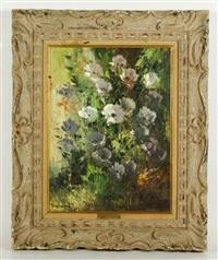 wild flowers - texas by jose vives-atsara