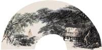 水阁围棋图 by ma bole