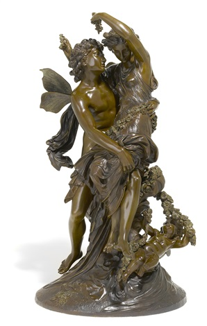 cupid and psyche by mathurin moreau