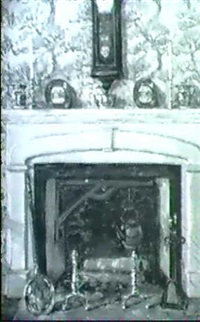 new england fireplace by mary gray
