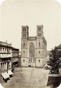 st. michael's church (+ friedrichwerder'sche church, berlin; 2 works) by leopold ahrendts