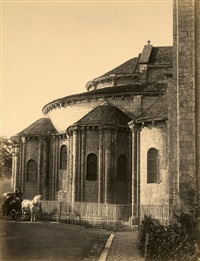 saint hilaire, poitiers, vienne by charles (ph) lenormand