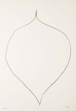 Catalpa Leaf Feuille By Ellsworth Kelly On Artnet