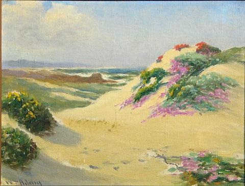 flowering sand dunes by william adam